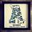 Thumbnail: Baby Name Alphabet Papercut