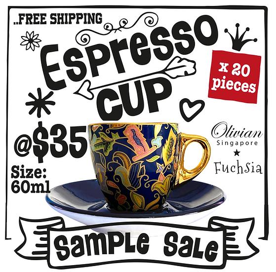 Espresso Cup Preproduction Sample