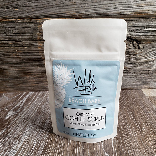 Beach Babe- Coffee Scrub