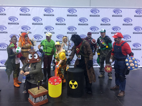 WonderCon 2017: Thousands of attendees flock to the Anaheim Convention Center over the weekend