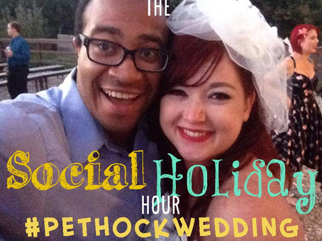 Social Holiday Hour: Lara's Wedding Anniversary