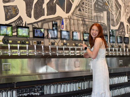 Dave & Buster's launches self pouring beer taps at San Diego location