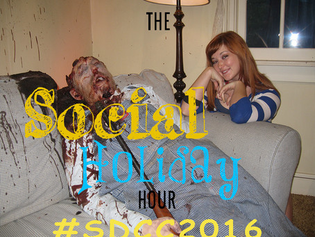 Comic-Con | The Social Holiday Hour Podcast
