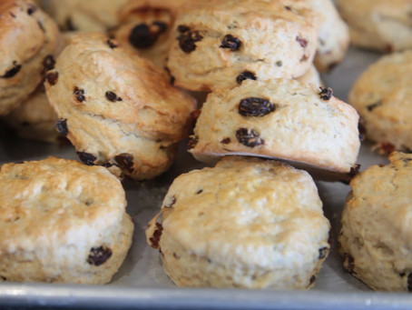 WATCH:  Sugar and Scribe Bakery shows us how to make Scones