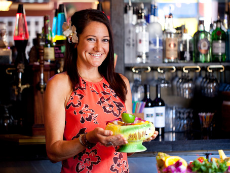 Behind the Stick with Misty Marries:  How to make the Scorpion Bowl