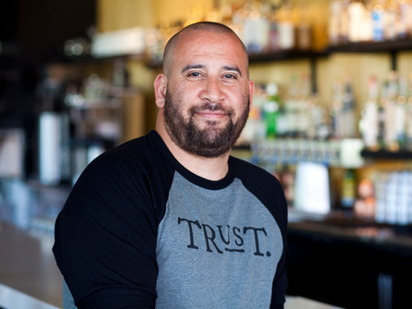 Behind the Stick with Juan Sanchez of TRUST Restaurant