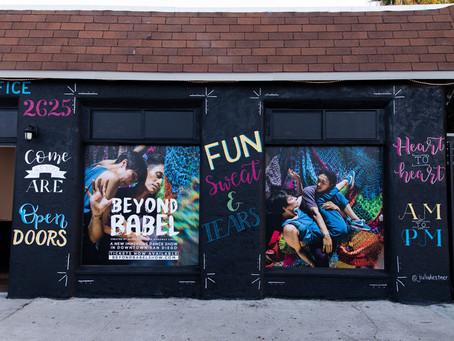 'World Dance' stars premieres 'Beyond Babel' in San Diego