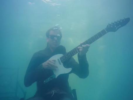 "Watch Inspired & the Sleep's new DIY music video ""Pool Guard"""
