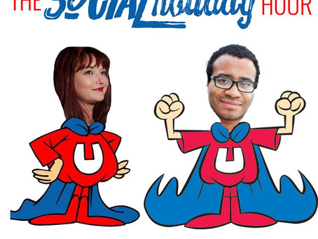 Social Holiday Hour podcast - Underdog Day