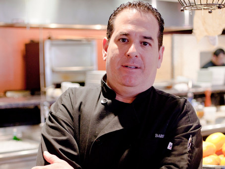 In the Kitchen with Nino Zizzo of Barbusa