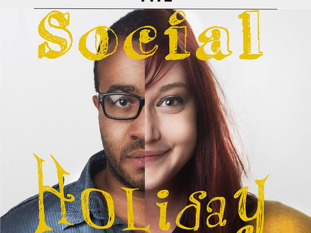 Social Holiday Hour: Tequila Day