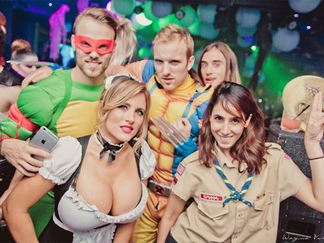 Halloween parties to consider this weekend