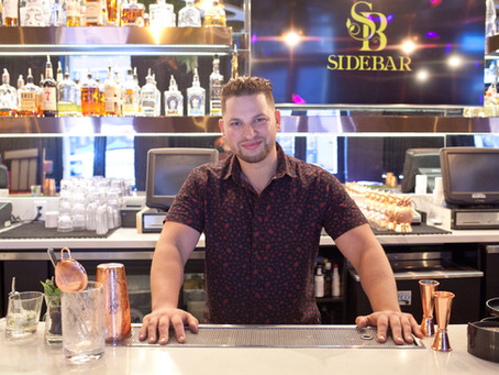 Behind the Stick with Thomas Carrara of Side Bar