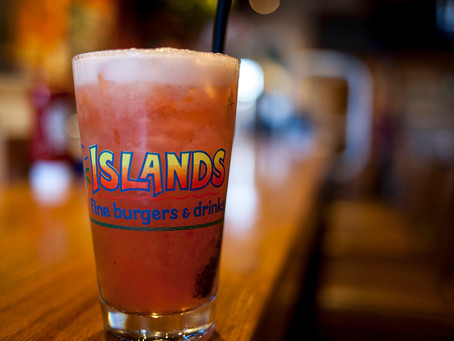 Behind the Stick   How to make the Big Island Iced Tea from Islands