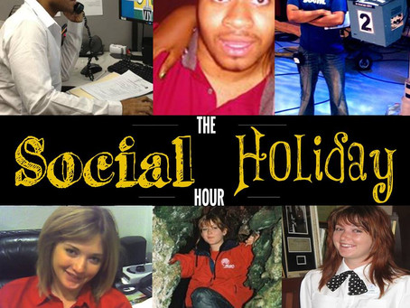 Social Holiday Hour Podcast: Employee Appreciation Day, episode 6