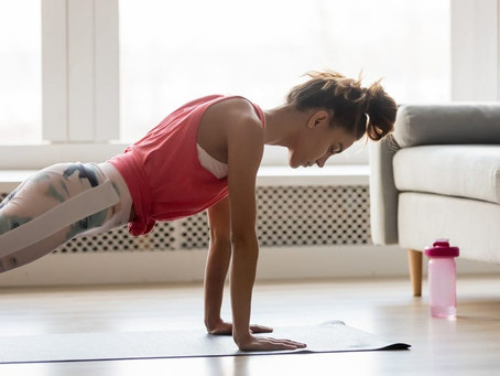 Stay Active | Go Virtual with Fitness Classes