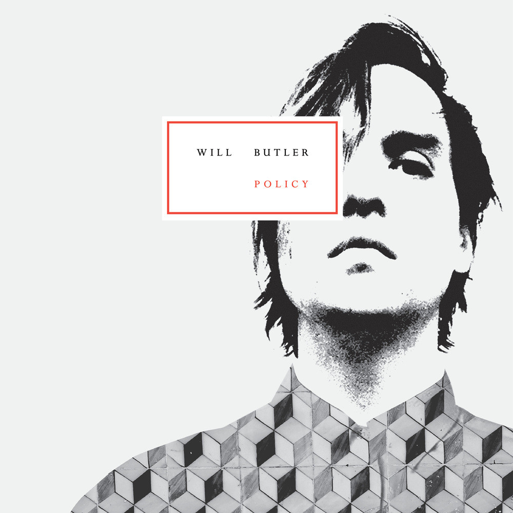 Will Butler - 'Policy' via Merge Records