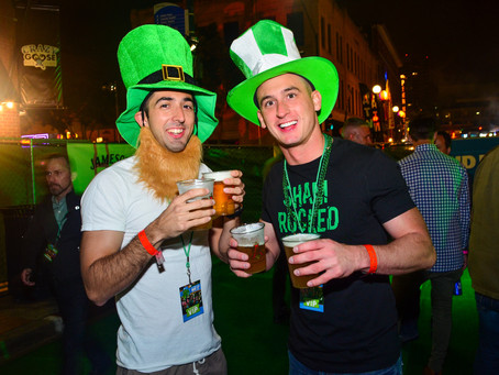 The 24th Annual San Diego shamROCK returns to the Gaslamp Quarter