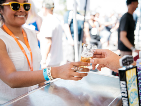 The Rhythm & Brews Festival returns to Historic Vista Village