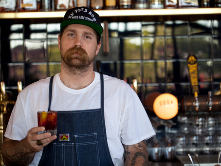 Behind the Stick | How to make the Fancy-Roni from Soda & Swine