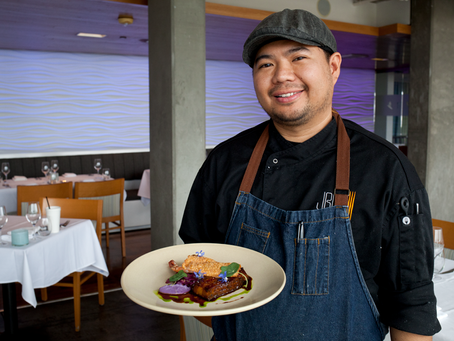 In the Kitchen with executive chef DJ Tangalin: Chinese five-spiced pork belly