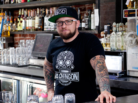 Behind the Stick with Ryan Andrews of El Chingon