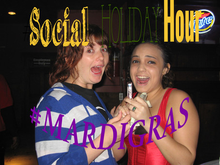 The Social Holiday Hour Podcast:  Mardi Gras, Episode 4