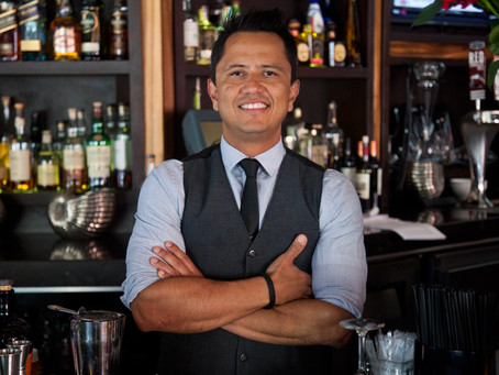 Behind the Stick with Marcelo Amaya of Osetra