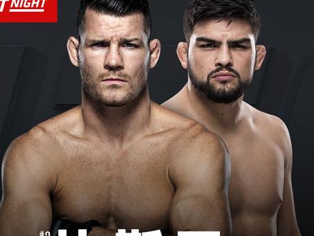 [PODCAST] Drunken MMA - UFC Fight Night 122 - Bisping vs. Gastelum