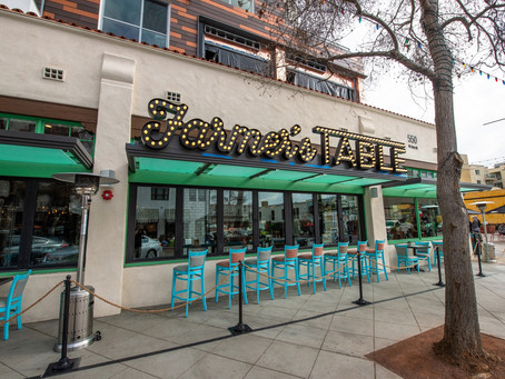 Farmer's Table expands to Little Italy