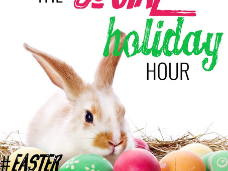 Social Holiday Hour: Easter
