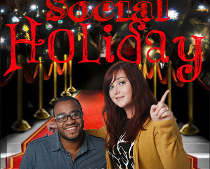 The Social Holiday Hour Podcast: Oscars, Episode 4