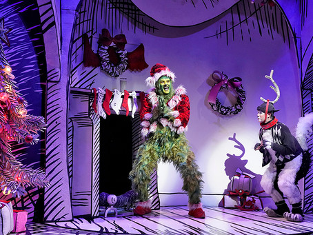 Now Showing: The Old Globe's Dr. Seuss's How the Grinch Stole Christmas!