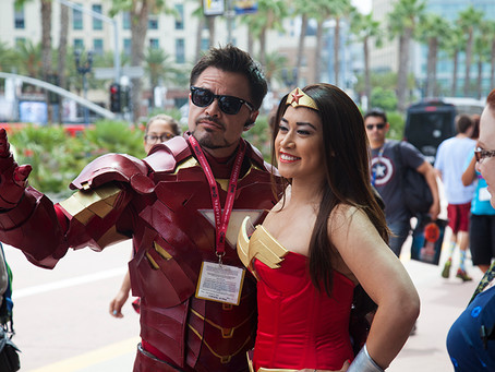 [Photo Gallery] Cosplay action during Comic-Con day 2