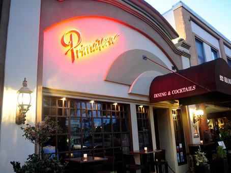 Popular family-owned Italian Restaurant, Primavera Ristorante, to close permanently