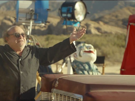 "Danny DeVito stars in One Direction's ""Steal My Girl"" music video"