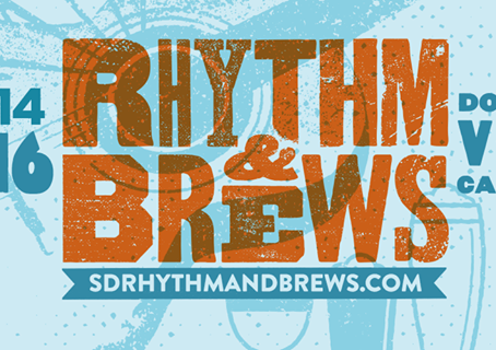 Groove to tunes while boozing in the sun at the annual Rhythm & Brews Fest