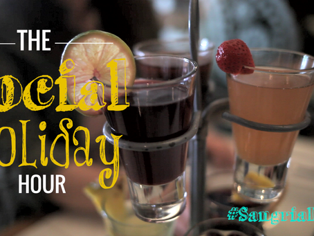 The Social Holiday Day Podcast: The new hangover cure is Sangria Day