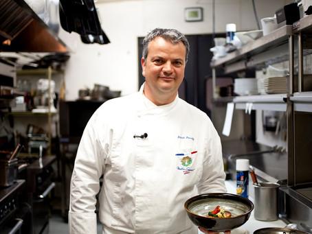 [VIDEO] In the Kitchen:  French MasterChef Patrick Ponsaty