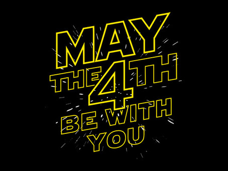 Social Holiday Hour Podcast, Episode 14 - #starwarsday
