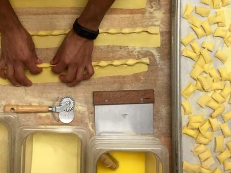 cucina SORELLA to host unique pasta making classes