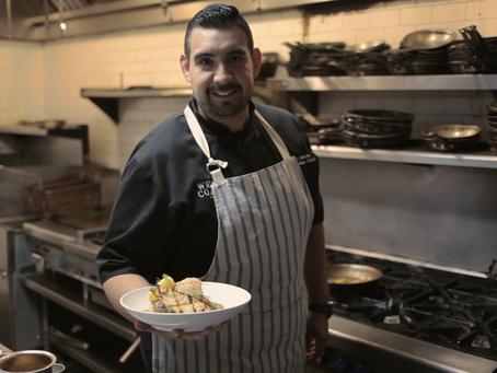 In the Kitchen:  Chef Abe Botello