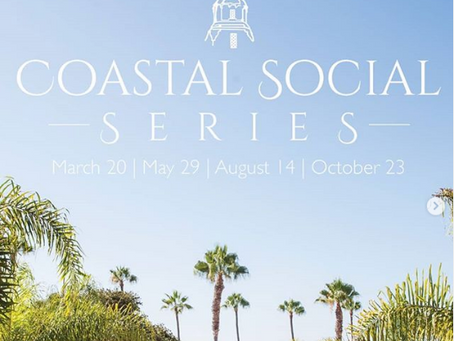 La Valencia Hotel launches new themed social series starting in May