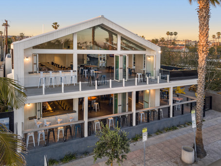 Now Open:  Mavericks Beach Club