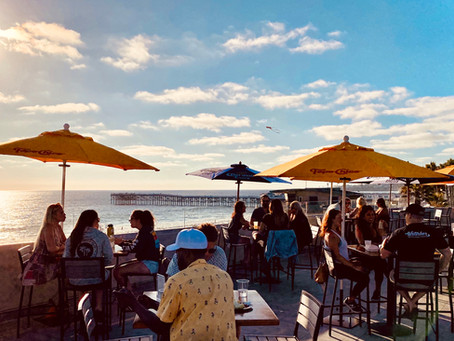 Waterbar Opens New Rooftop Patio with Ocean Views
