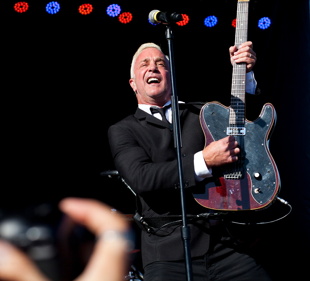 John Feldmann of Goldfinger / Jarnard Sutton