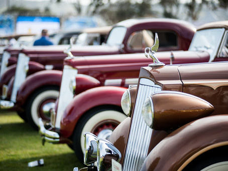 Start your engines for the 15th Annual La Jolla Concours d 'Elegance