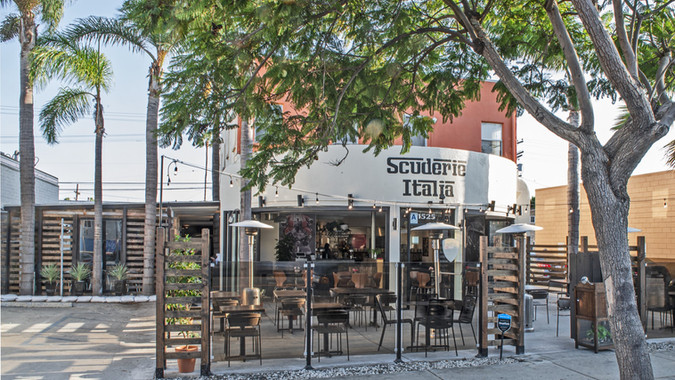 Scuderie Italia Offers New To-Go  Menu for Couples and Families