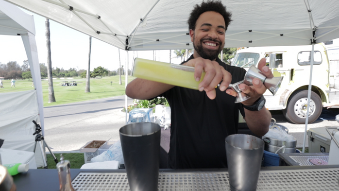 Behind the Stick with Andrew Goularte of Progressive Pours