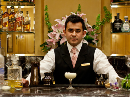 Behind the Stick with Irving Gonzalez of Westgate Hotel